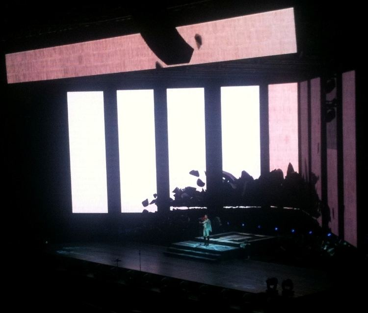 Faye Wong's Comeback Tour 2010–12