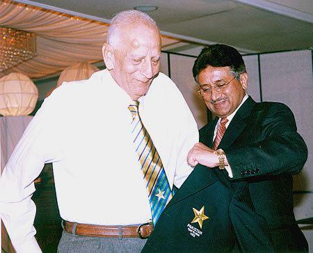 Fazal Mahmood Cricket Photos Global ESPN Cricinfo