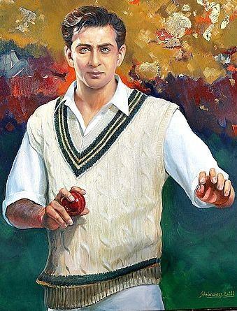 Fazal Mahmood Popular Pakistani Cricket Player Fazal Mahmood Cricket Freaks