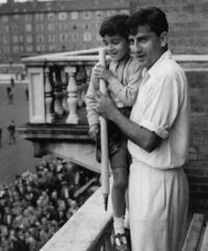Fazal Mahmood Pakistan Cricket Player Fazal Mahmood
