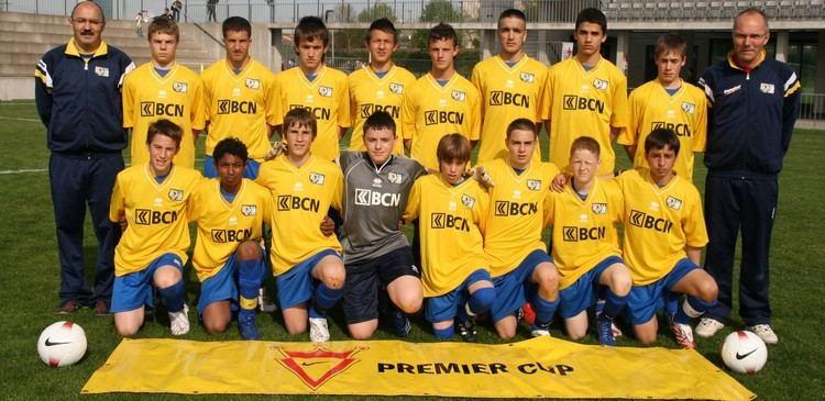 FC La Chaux-de-Fonds Manchester Premier Cup Suisse 2008