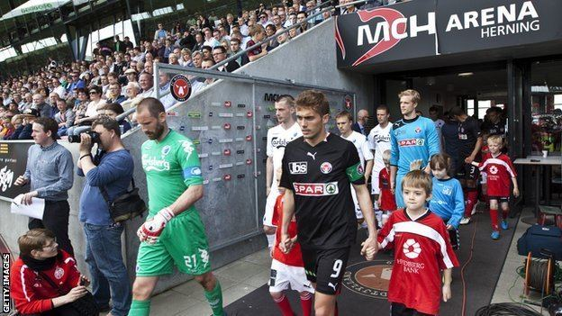 FC Midtjylland in the past, History of FC Midtjylland