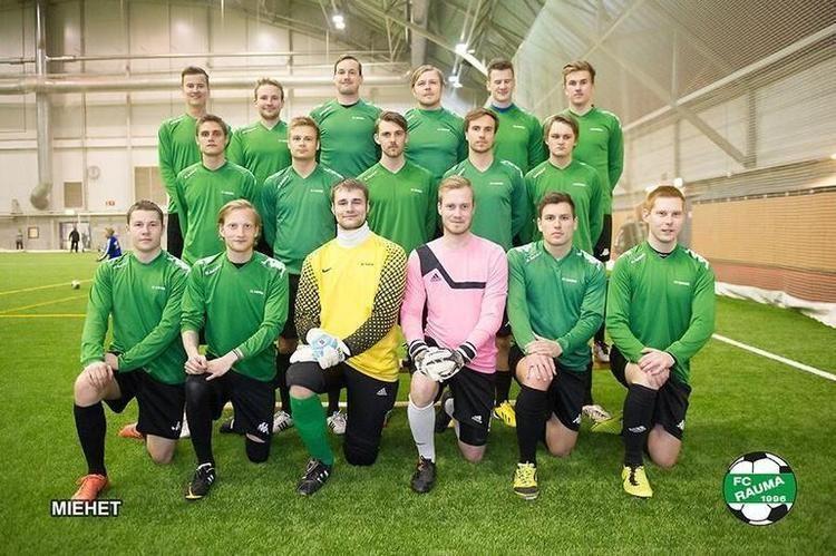 FC Rauma FC Rauma edustus Nimenhuutocom jalkapallo TampereSatakunnan