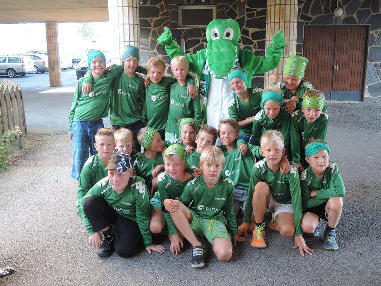 FC Rauma FC Rauma pojat 2004 Nimenhuutocom jalkapallo Rauma Joukkueen