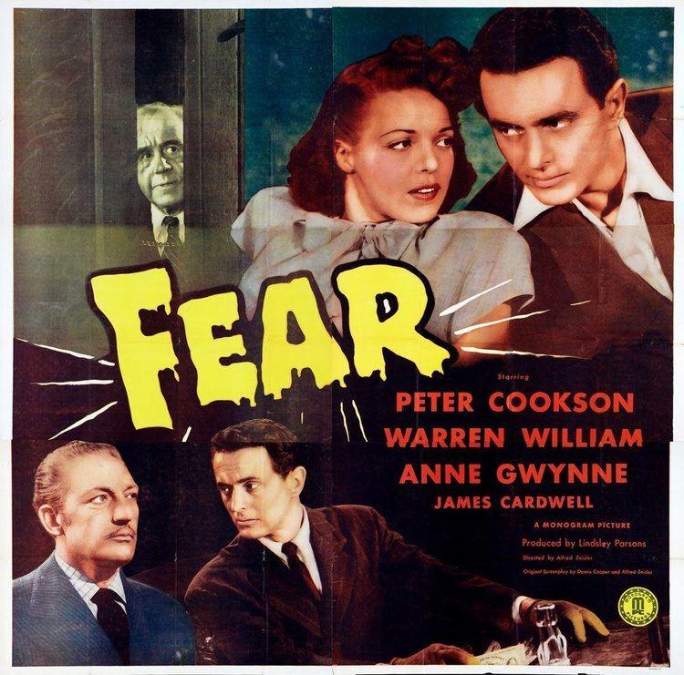 Fear (1946 film) Where Danger Lives FEAR 1946