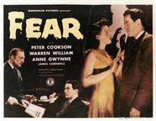 Fear (1946 film) Fear 1946 Film Noir of the Week