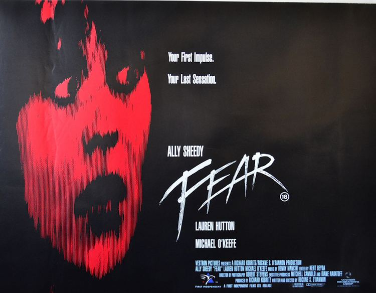Fear (1990 film) Afternoon Quickie Ally Sheedy in 1990s FEAR Blumhousecom