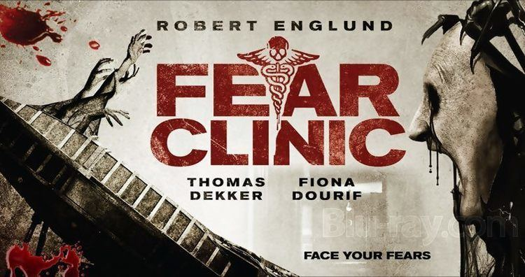 Fear Clinic Fear Clinic 2015 Movie Review PopHorror