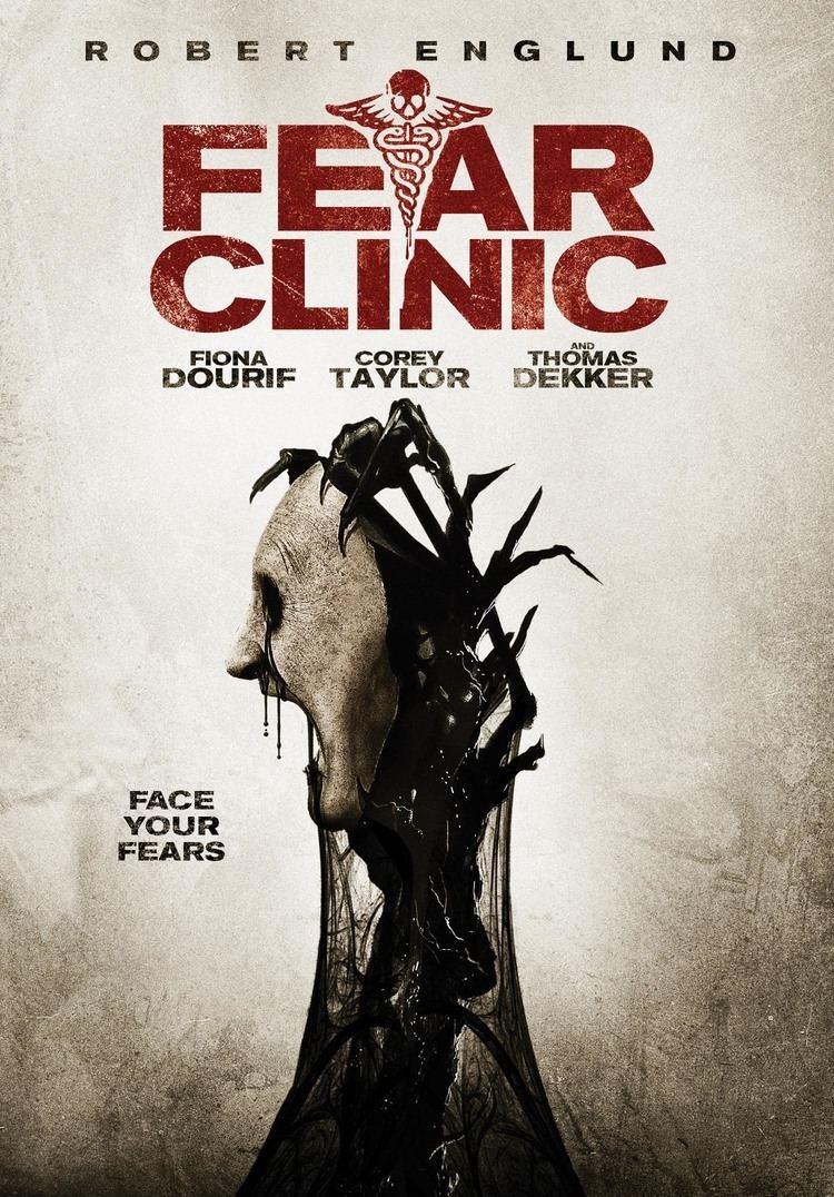 Fear Clinic Exclusive Trailer Robert Hall39s Fear Clinic ComingSoonnet