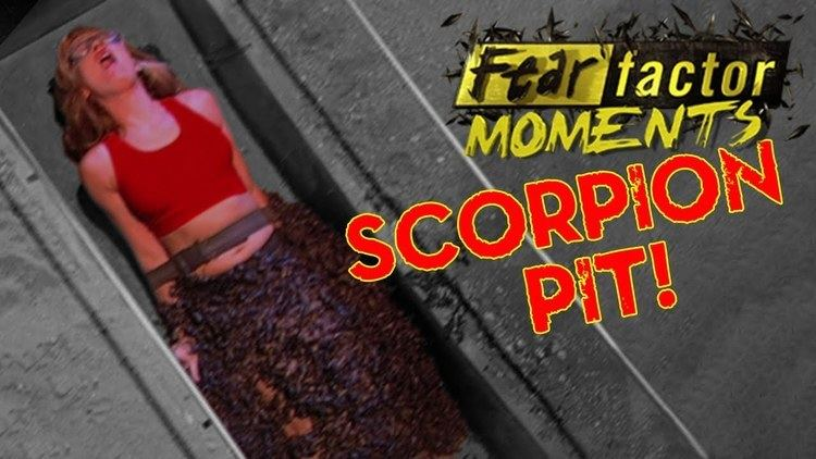 Fear Factor Fear Factor Moments Scorpion Pit YouTube