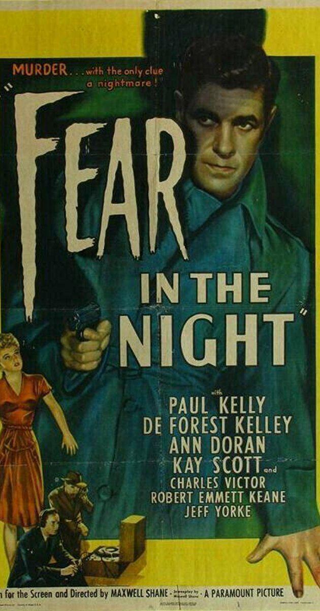 Fear in the Night (1947 film) Fear in the Night 1947 IMDb