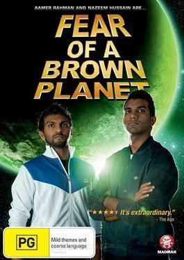Fear of a Brown Planet Returns movie poster
