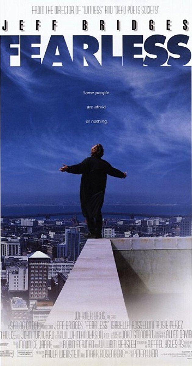 Fearless (1993 film) Fearless 1993 IMDb