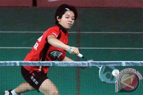 Febby Angguni Febby Angguni juara India Open ANTARA News