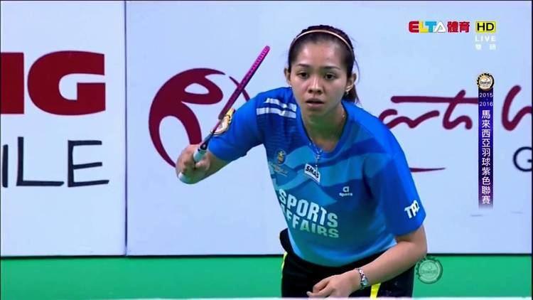 Febby Angguni WS Febby Angguni vs Yang Li Lian Purple League 2016 YouTube