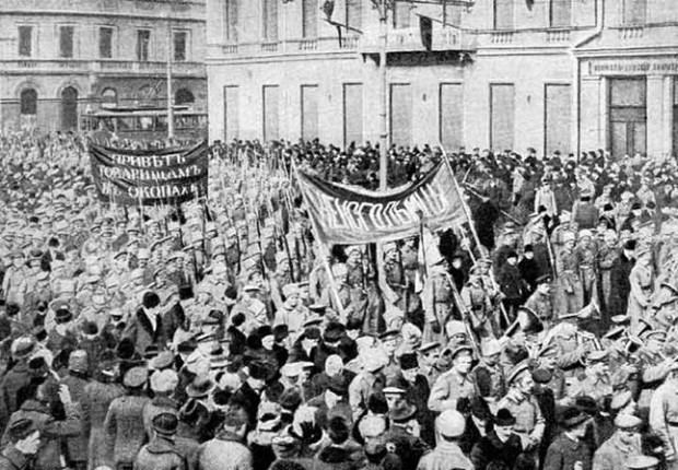 February Revolution Downfall of a Dynasty The February Revolution History Cooperative