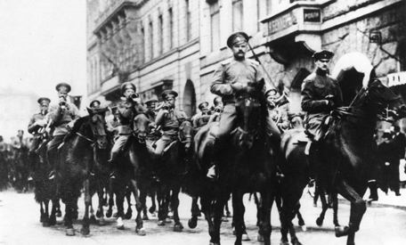 February Revolution On This Day Russia39s February Revolution Begins