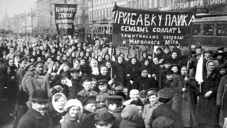 February Revolution wwwhistorycoms3staticvideothumbnailsAETNHis