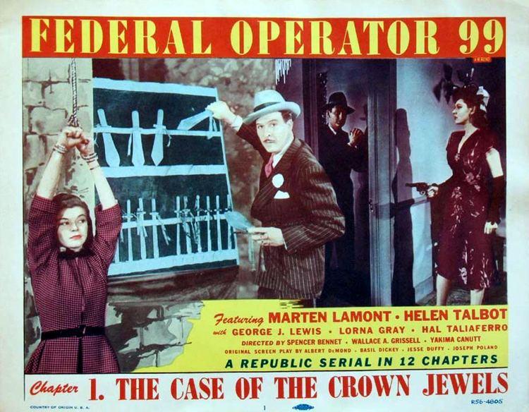 Federal Operator 99 Federal Operator 99