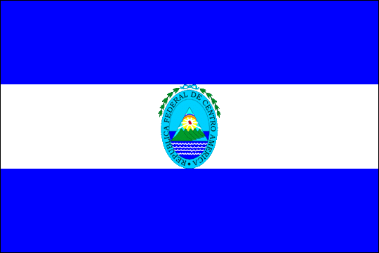 Federal Republic of Central America Federal Republic of Central America its brief history flags