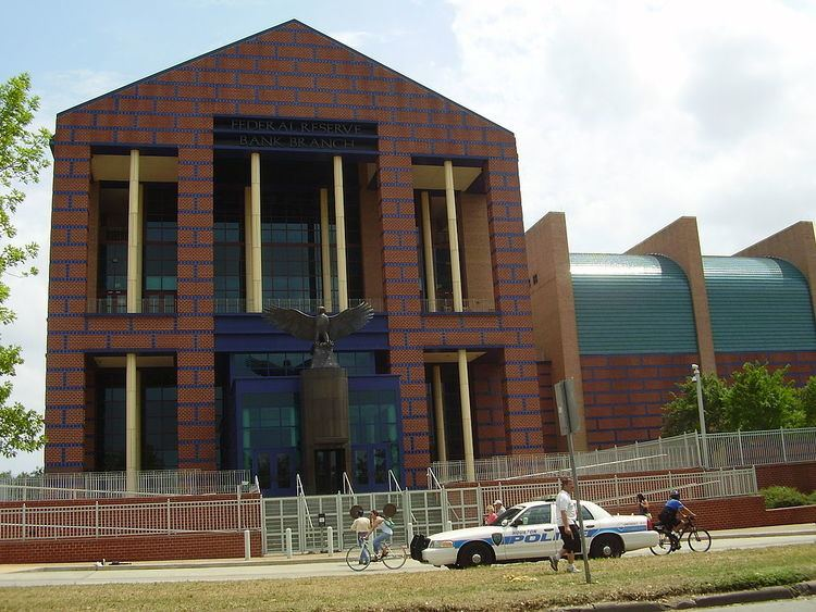 Federal Reserve Bank of Dallas Houston Branch