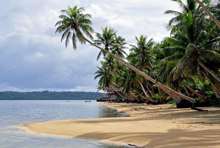 Federated States of Micronesia Beautiful Landscapes of Federated States of Micronesia