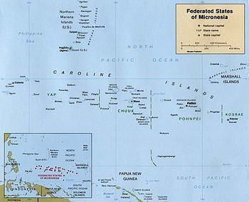 Federated States of Micronesia Wikipedia