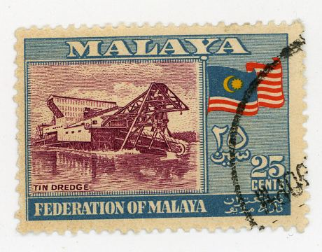 Federation of Malaya Stamps of Malaya amp Singapore a gallery on Flickr