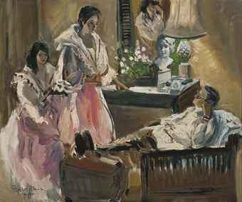 Federico Aguilar Alcuaz FREDERICO AGUILAR ALCUAZ 20th Century Paintings