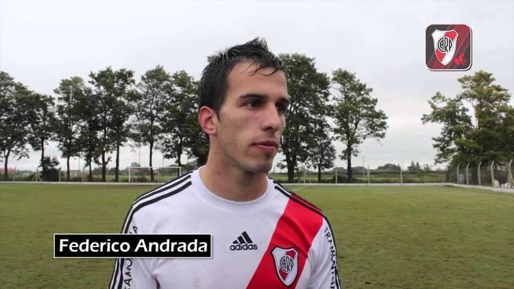 Federico Andrada Federico Andrada quotEstoy contento por la confianza que me