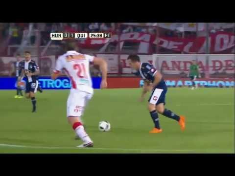 Federico Andrada Gol de Federico Andrada Huracan 0 x 1 Quilmes Fecha 2 Liga