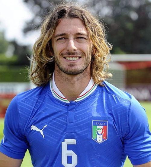 Federico Balzaretti Classify Italian footballer Federico Balzaretti