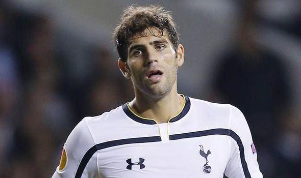 Federico Fazio Federico Fazio thanks Tottenham boss Mauricio Pochettino