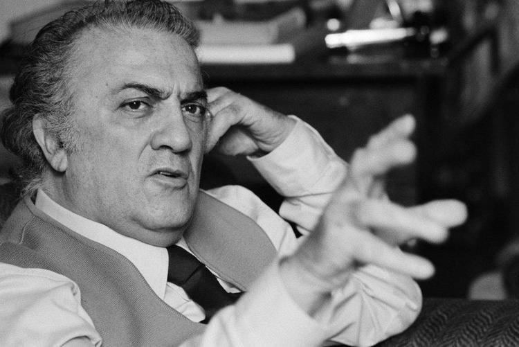 Federico Fellini FedericoFellinijpg