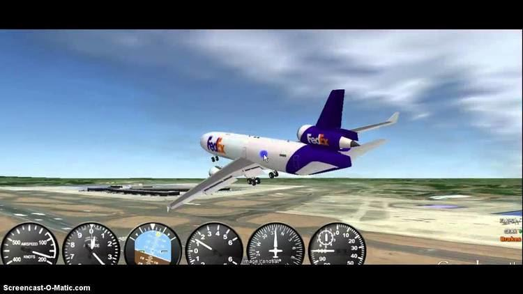 FedEx Express Flight 80 GEFS Online Fedex Express Flight 80 Crash YouTube