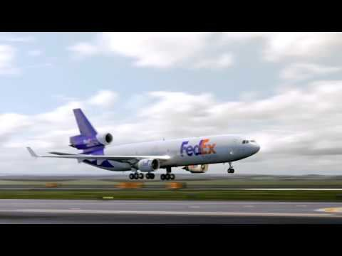 FedEx Express Flight 80 WN fedex express flight 80