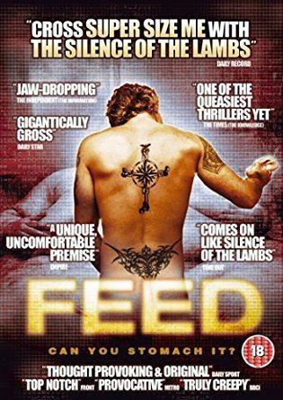 Feed (film) Feed 2005 DVD Amazoncouk Patrick Thompson Rose Ashton