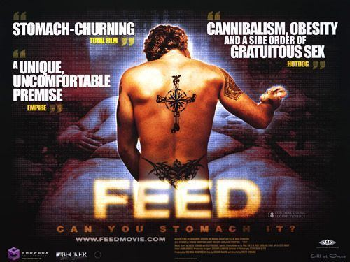 Feed (film) FEED 2005 The sickest film ever made