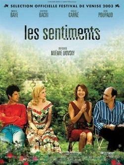 Feelings (2003 film) movie poster
