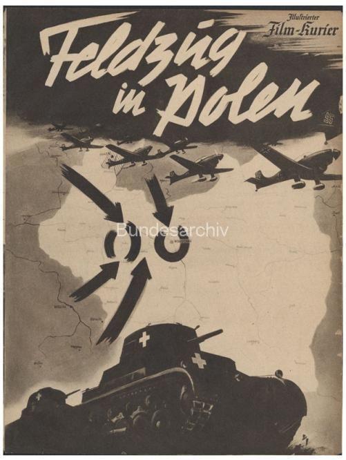 Feldzug in Polen Bundesarchiv quotFeldzug in Polenquot Filmische Kriegspropaganda von