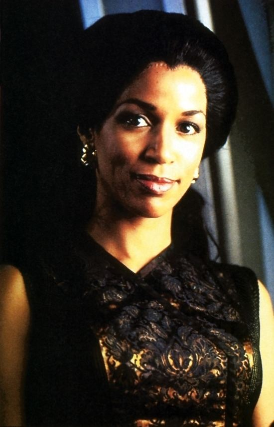 Felecia M. Bell Nubians on Star Trek Felecia M Bell as Jennifer Sisko Golden Age