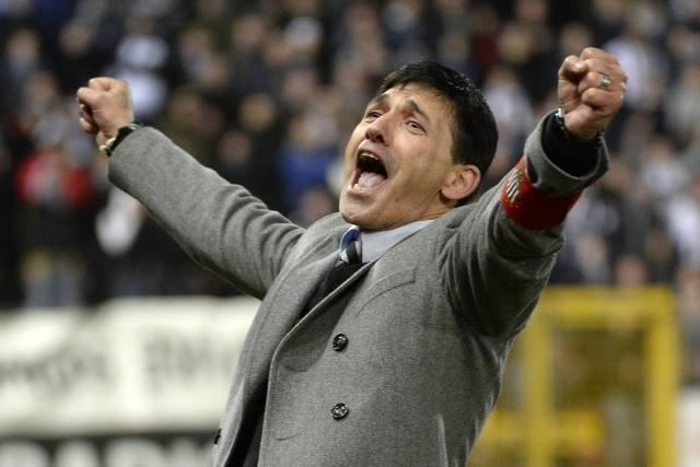 Felice Mazzu Sporting Charleroi soulag Felice Mazz accorde un jour
