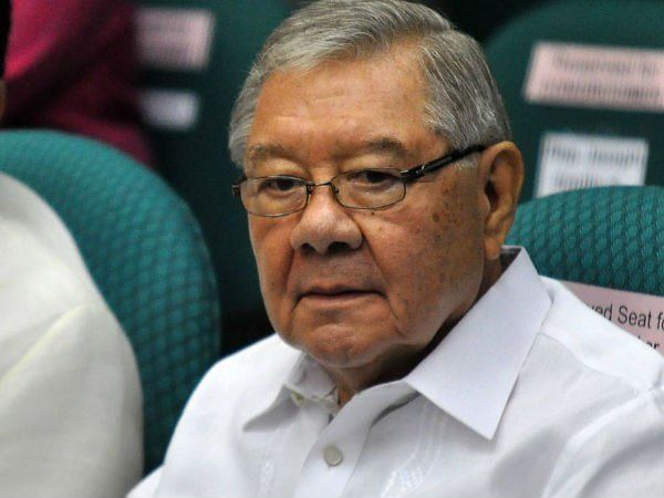 Feliciano Belmonte Jr. Liberal Party not aggressively recruitingBelmonte Inquirer News