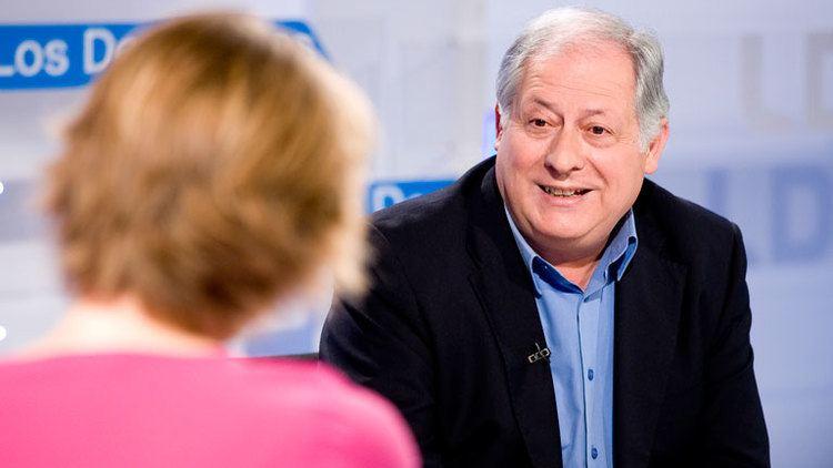 Felipe Alcaraz Los desayunos de TVE Felipe Alcaraz expresidente del
