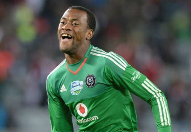 Felipe Ovono Agent Why Orlando Pirates keeper Ovono was reluctant to play for