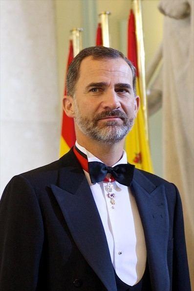 Felipe VI of Spain King Felipe VI of Spain Atends the Opening of The Legal
