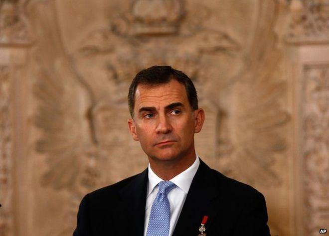 Felipe VI of Spain Profile Spain39s King Felipe VI BBC News