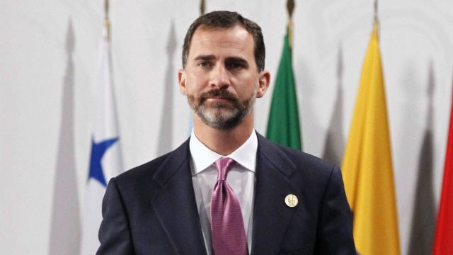 Felipe VI of Spain Spain lawmakers pave way for future King Felipe VI