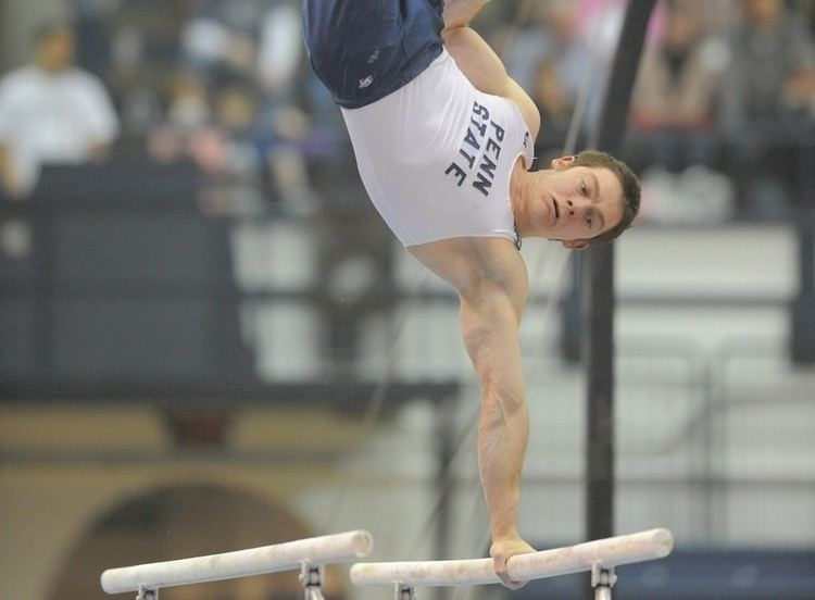 Felix Aronovich Gymnast Felix Aronovich Penn State39s FeelGood Jewish