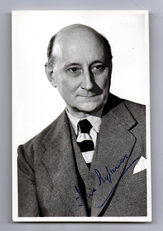 Felix Aylmer Clickautographs search results